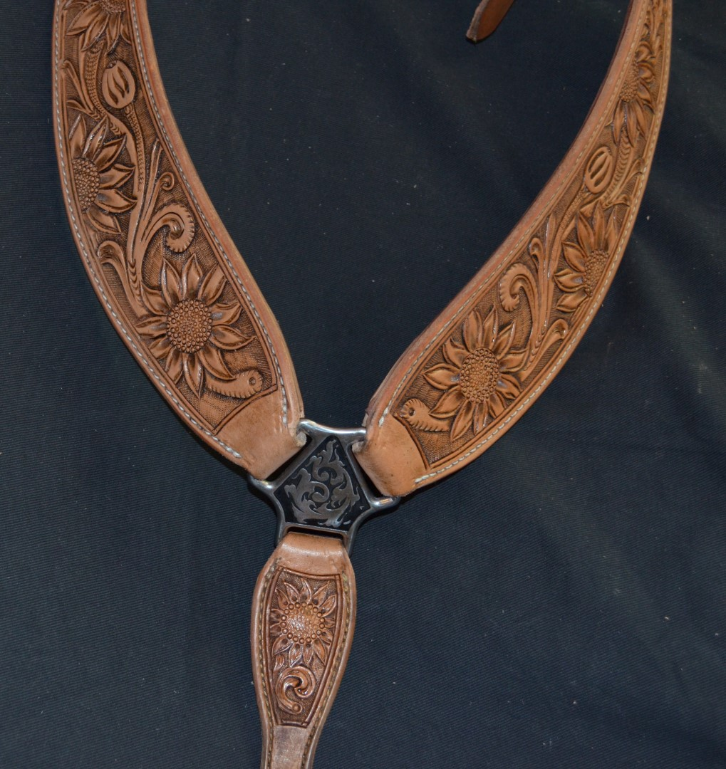 Breast Collars and Martingales