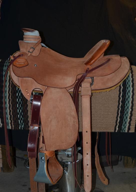 Light Wade Saddle